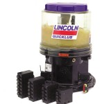 Lincoln Auto Lube Unit