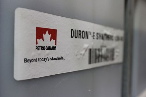 Petro-Canada Oil Tote