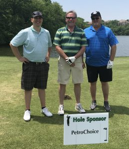 PetroChoice at the 19th Annual Don Clarkson Golf Tournament